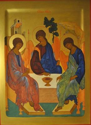 Иконы - иконописная мастерская Рублевъ