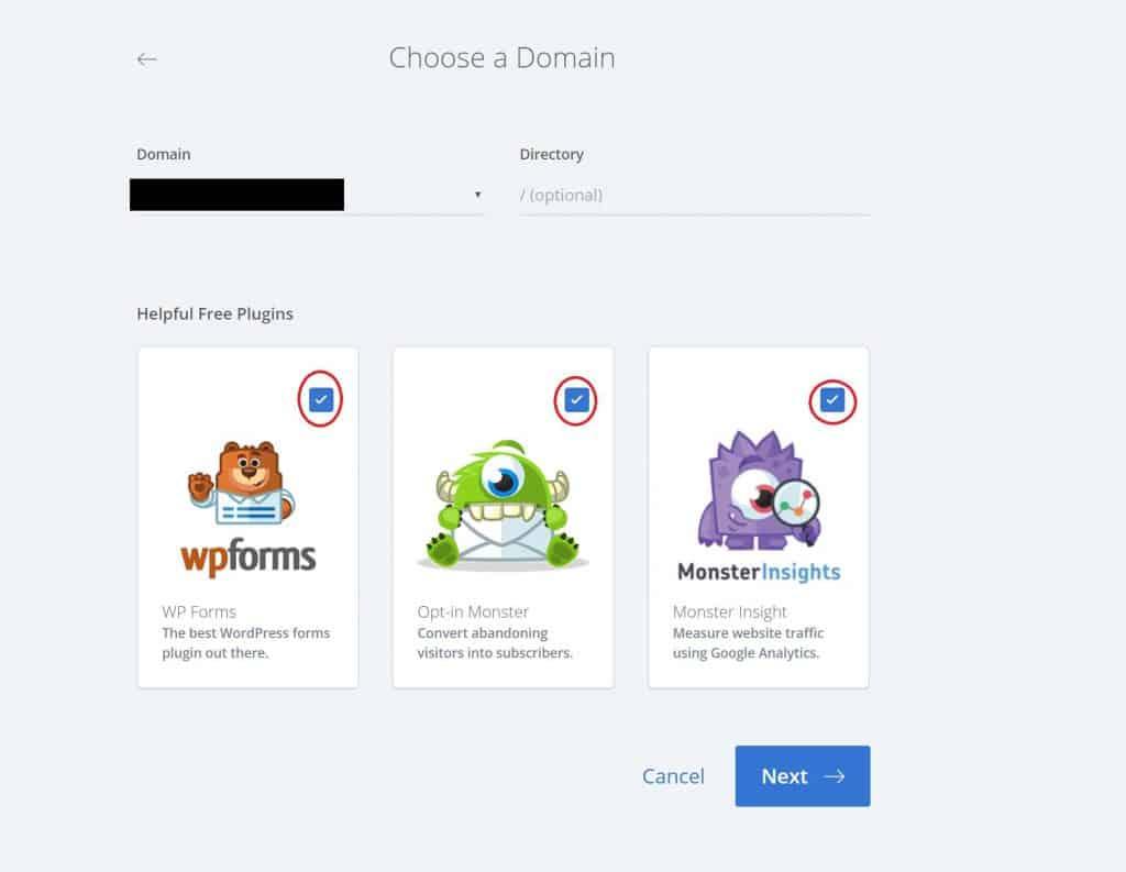 Install WordPress Plugins | How to start a blog