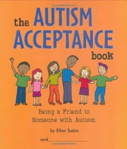 Book Cover the Autism Acceptance Book