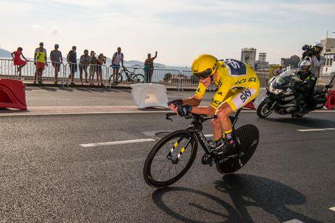 Тур де Франс 2017, этап 20 Марсель, Судебное время 22 июля