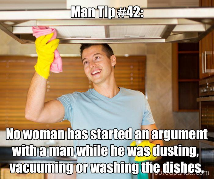 man-tips-cleaning-meme