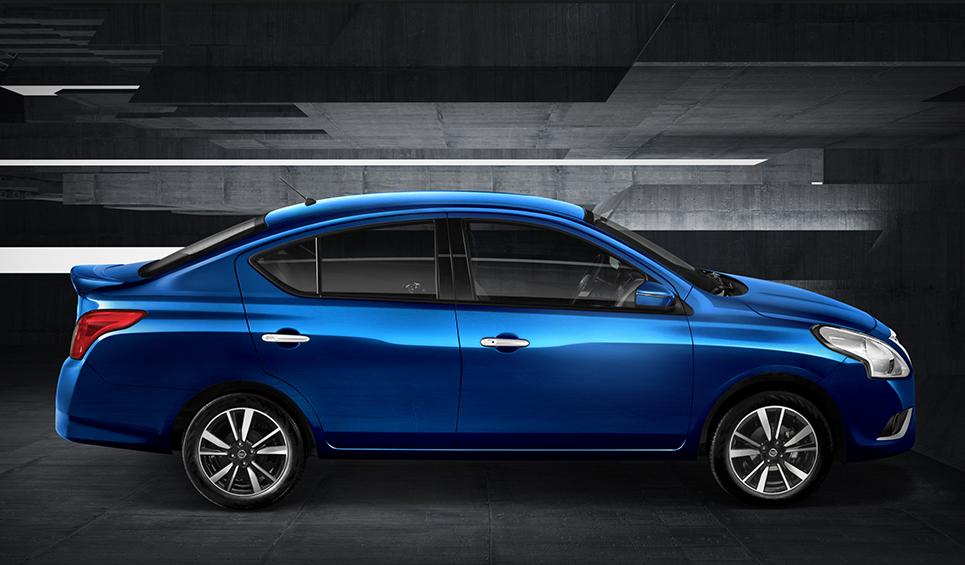 Nissan Versa 2019 ext. 2