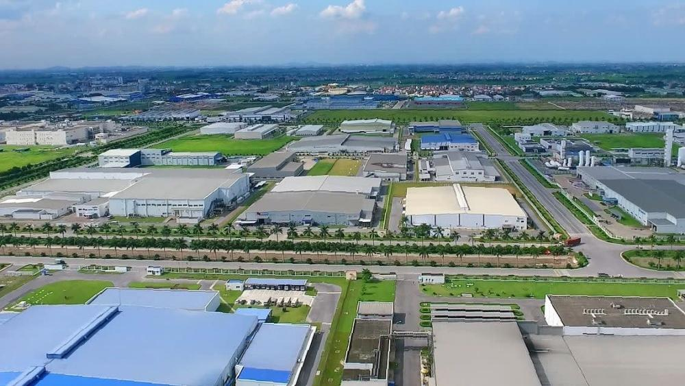 find a factory for invest in Vietnam