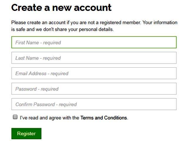 Cách thức sử dụng first name và last name chuẩn nhất