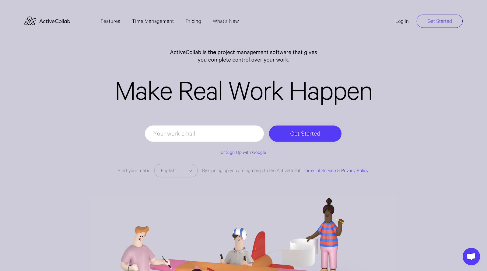 ActiveCollab - Make Real Work Happen