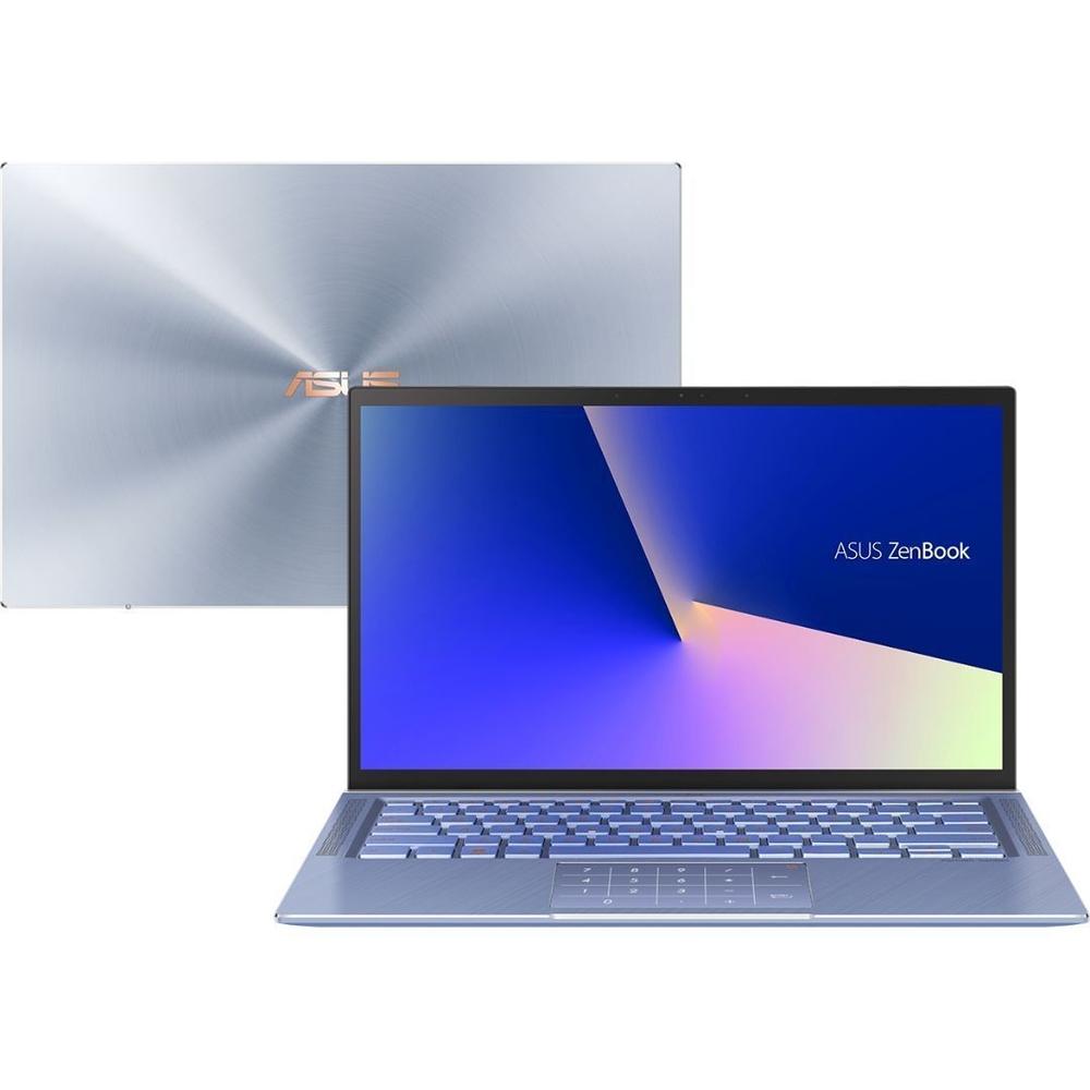 imagem de notebook do modelo Notebook Asus Zenbook UX431FA-AN203T