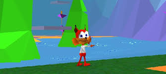 Image result for bubsy 3d""