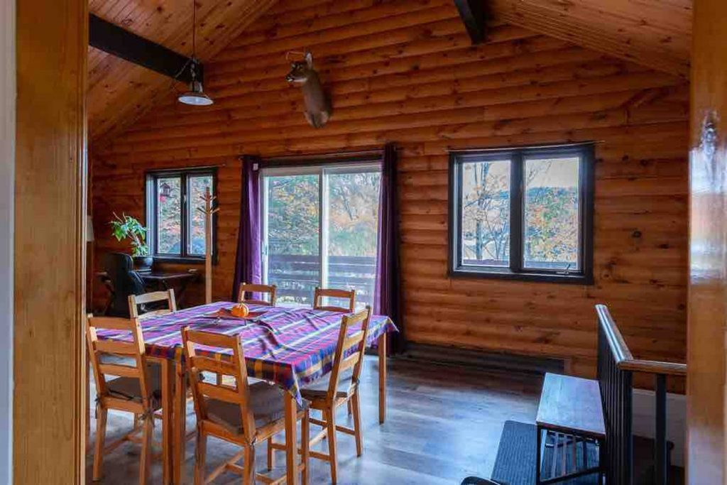 Cottages for rent with spa in the Eastern Townships #6
