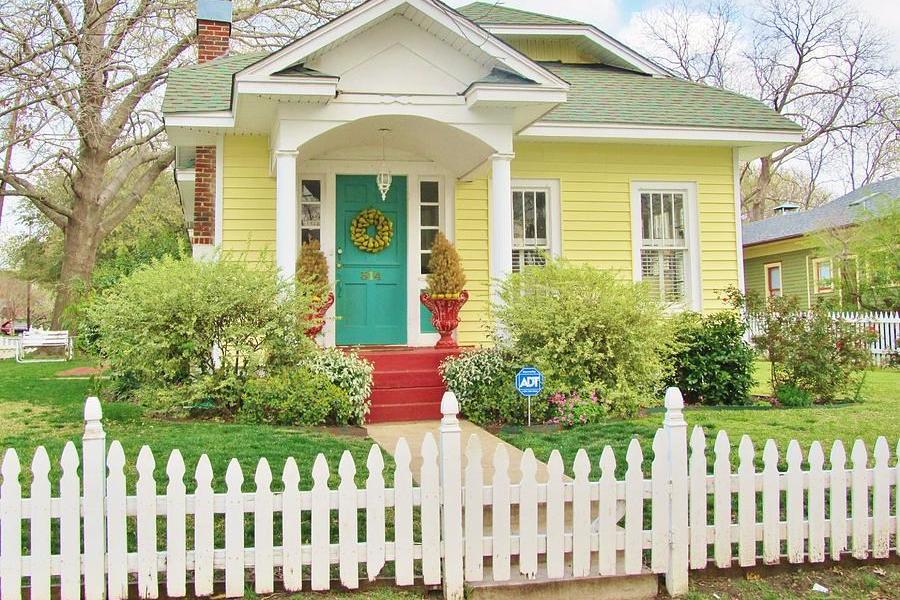 8 mẹo chọn màu sơn nhà thông qua phong thủy