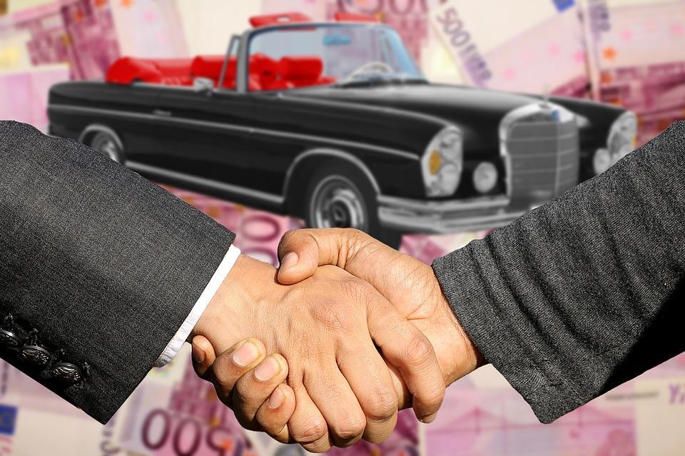 Autohandel, Autokaufmann, Car Sales