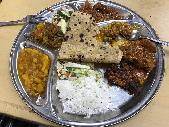 indian restaurants in kl