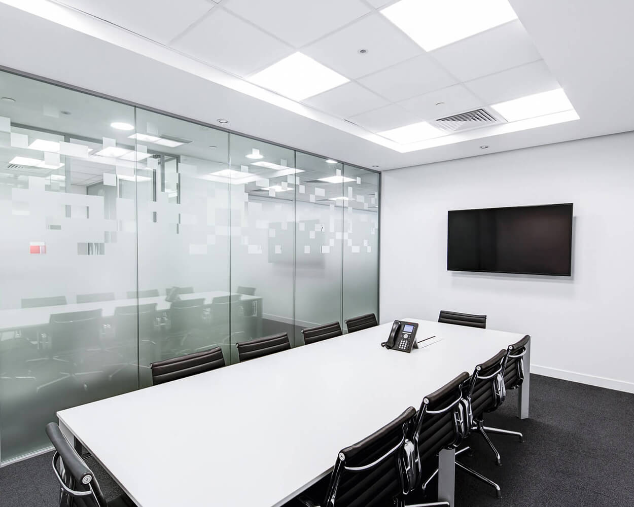 Led Office Lighting For Es Inui