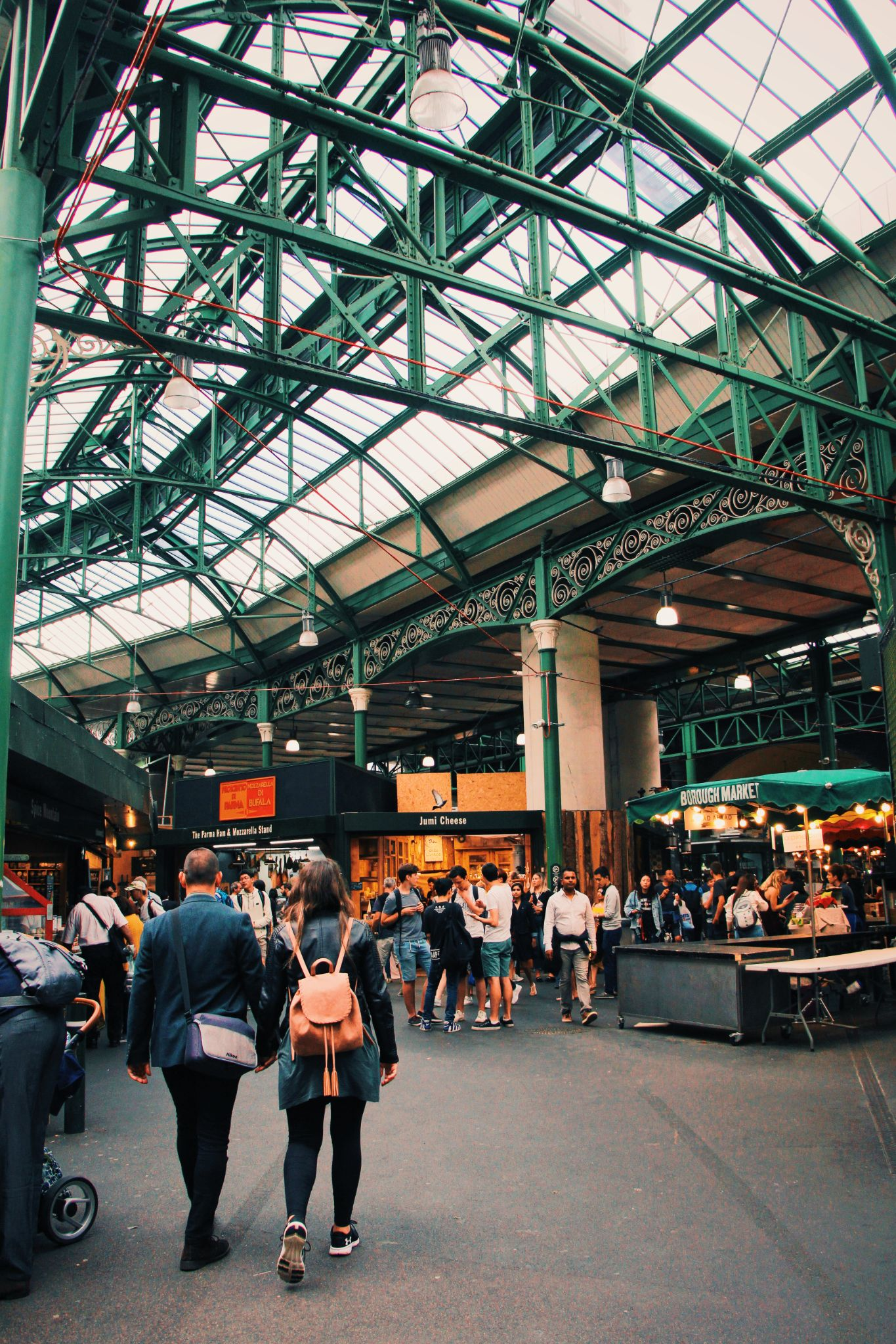 Londra, Borough market