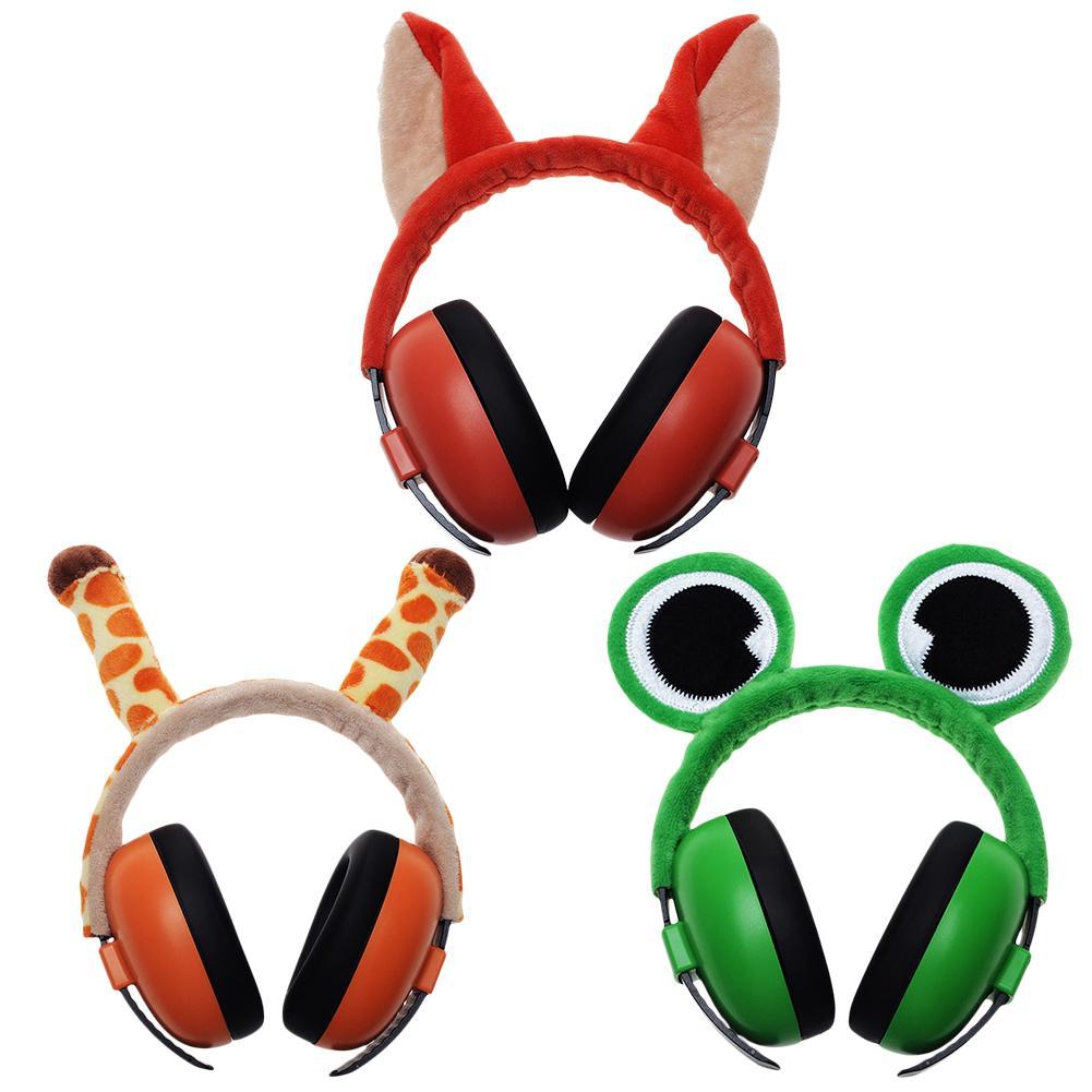 Baby Anti-Noise Earmuffs Headphones Noise Cancelling Headphones