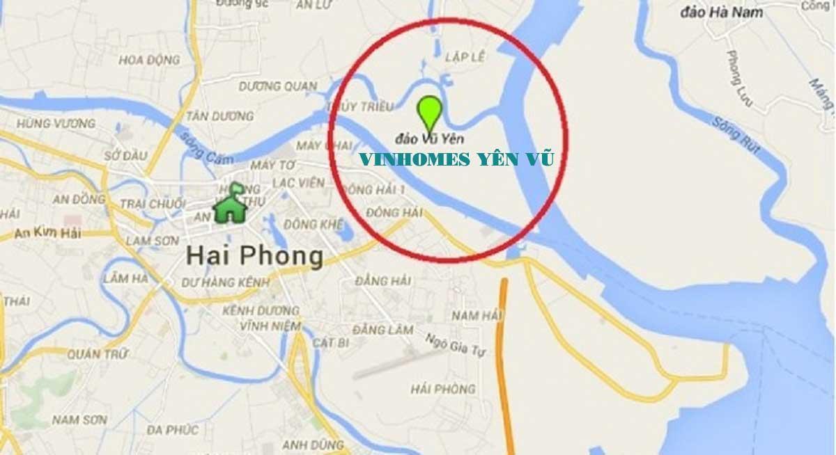 Vị-trí-Dự-án-Vinhomes-Vũ-Yên-Hải-Phòng - DANHKHOIREAL.VN