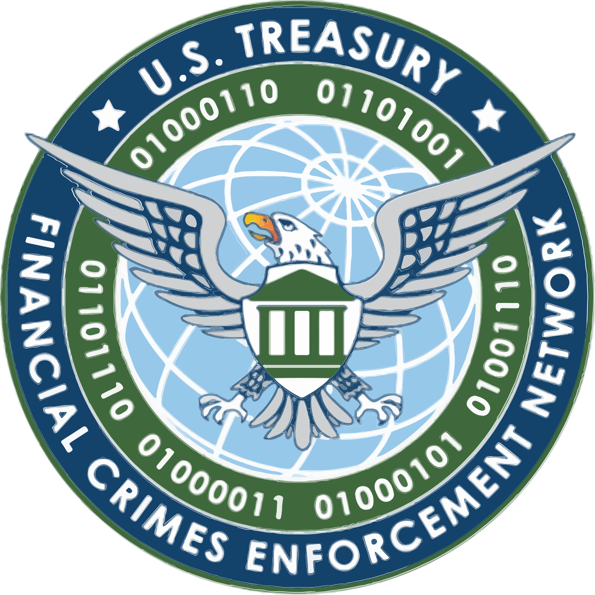 FinCEN logo (source: Wikipedia)