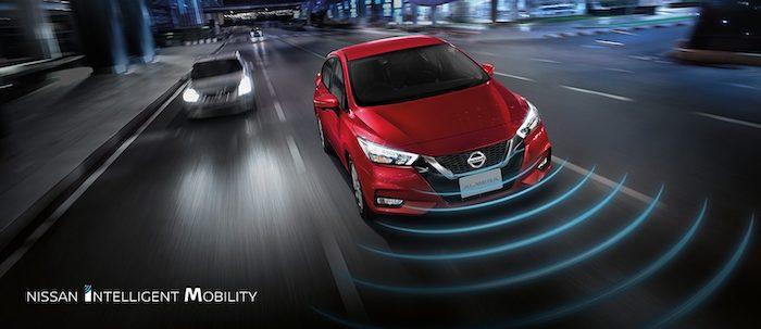 ระบบเทคโนโลยีอัจฉริยะ Nissan Intelligent Mobility