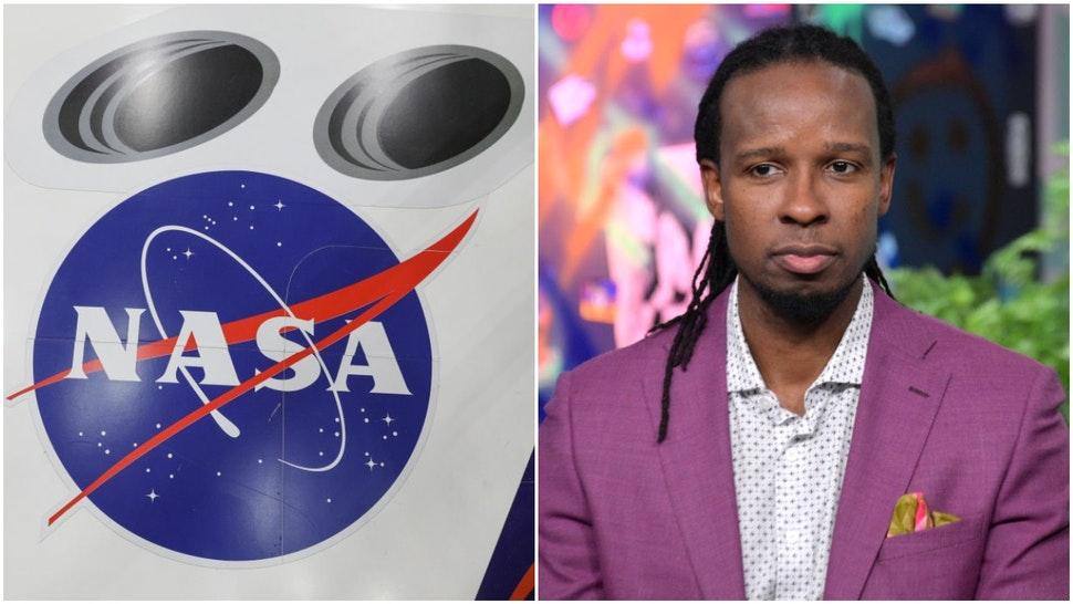 NASA and Ibram X. Kendi