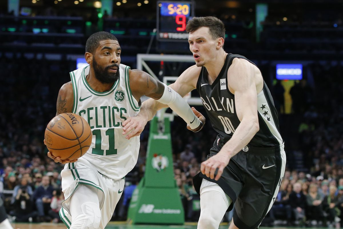 Image result for kyrie irving nets