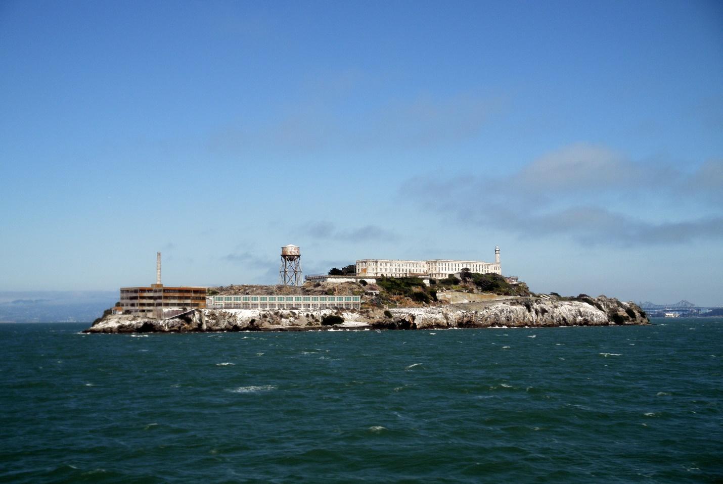Alcatraz hitchhiker's guide