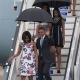 【有片】歐巴馬訪古巴 中國網友看的竟是雨傘