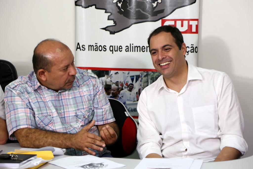 Trabalhadores da Agricultura Familiar declaram apoio a Paulo Câmara.