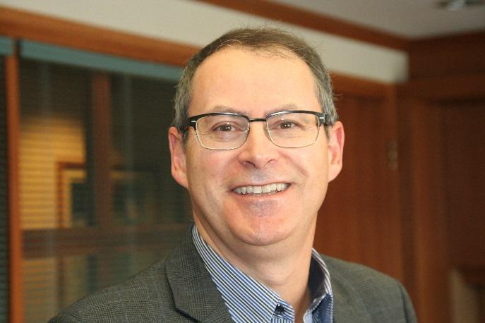 Roy Slack, CIM President 2019-2020