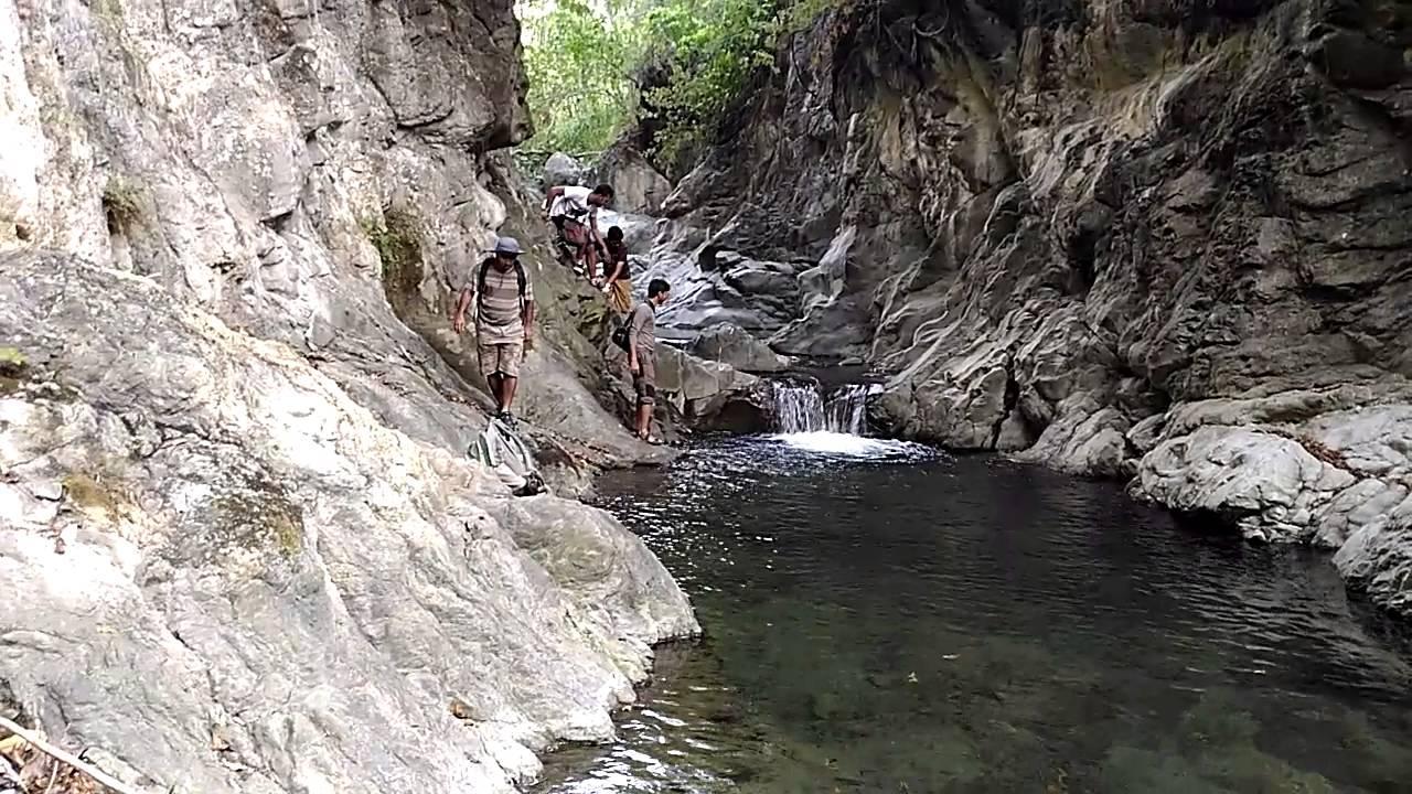 Kamala Falls trek in west bengal