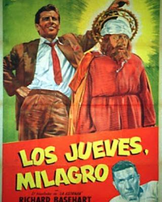 Los jueves, milagro (1957, Luis García Berlanga)