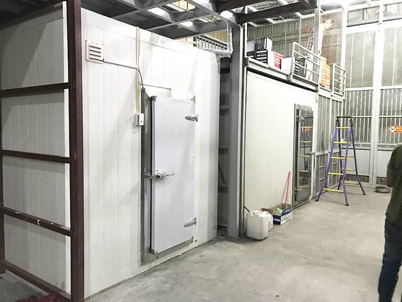 Tìm hiểu quy trình kỹ thuật lắp kho lạnh - Liên hệ ngay 0982837973