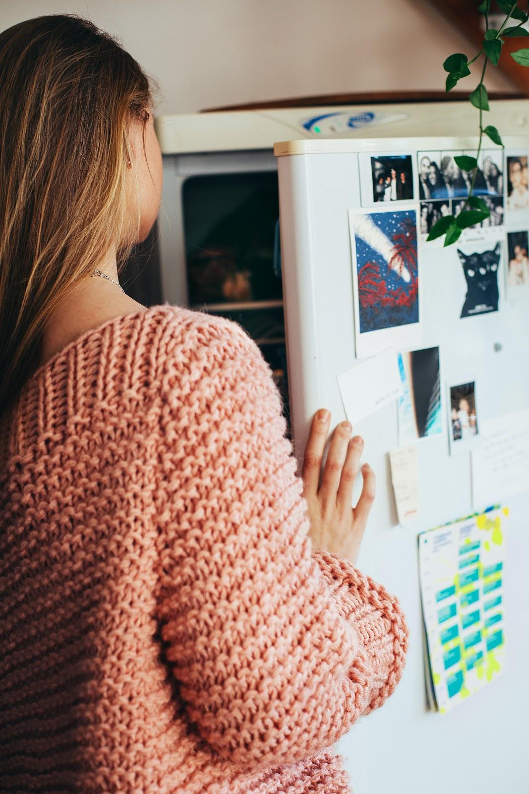 Wie misst man die Temperatur eines Kühlschranks?