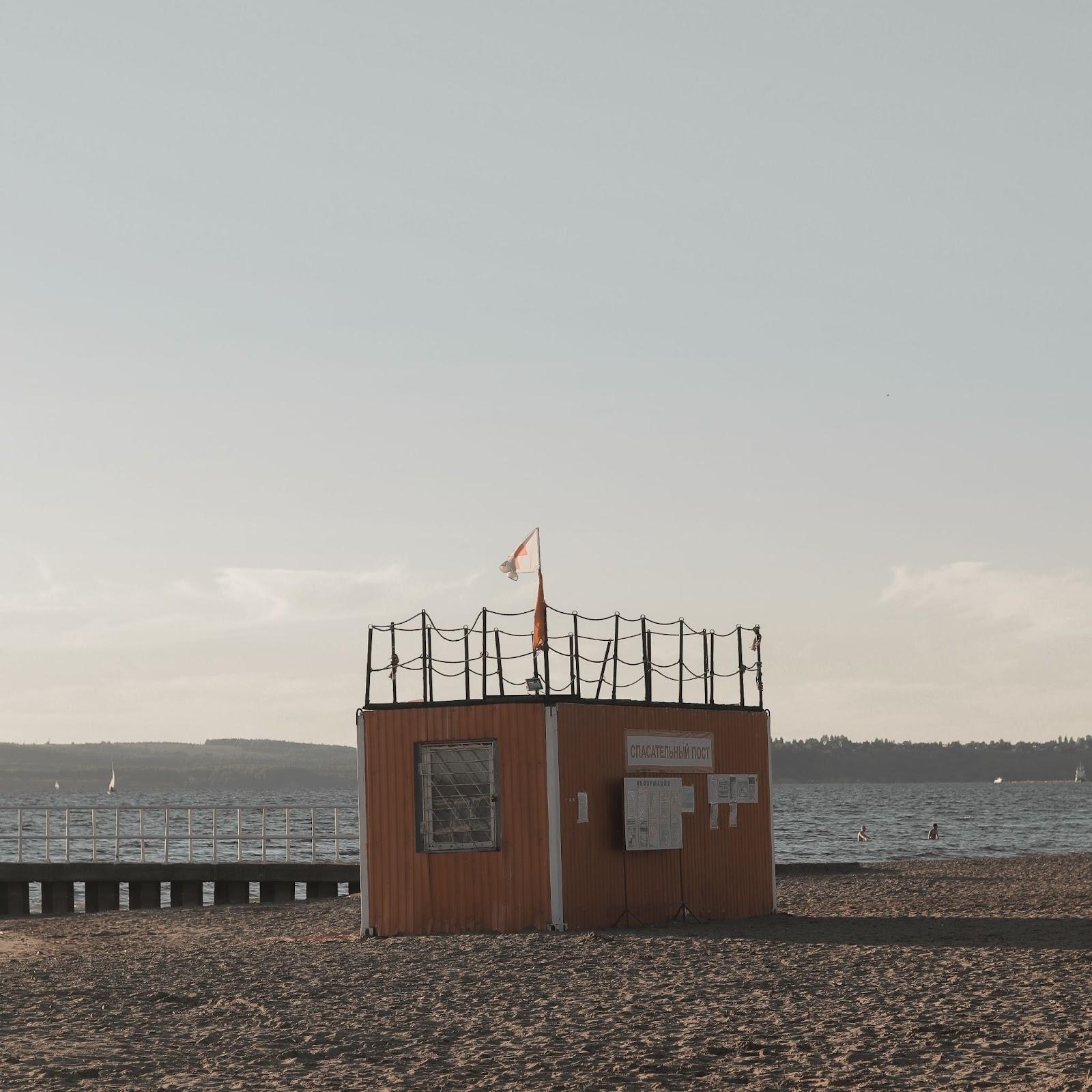 Беспощадный пермский пляж