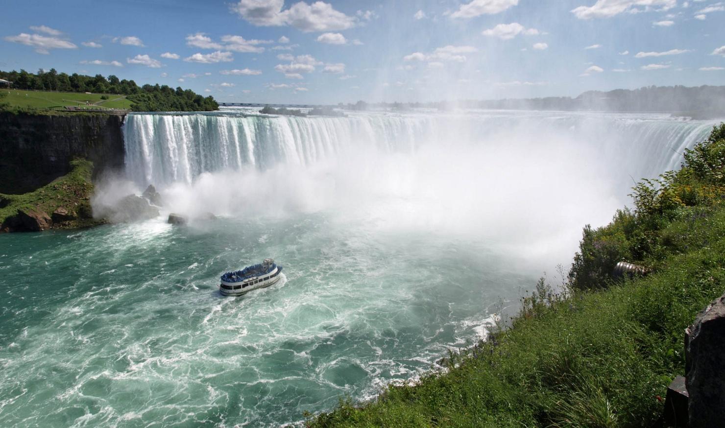 Доклад о ниагарском водопаде кратко 8278