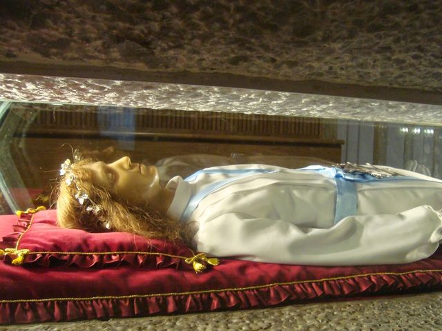 Thánh Maria Gô rét ti