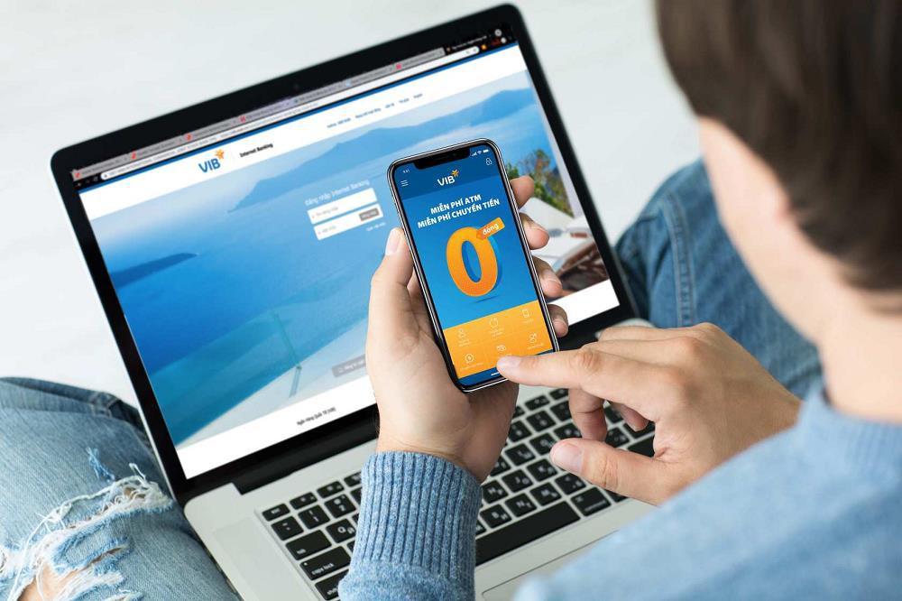 Mở ngay tài khoản thanh toán VIB nếu bạn thích thanh toán online - Ảnh 1.