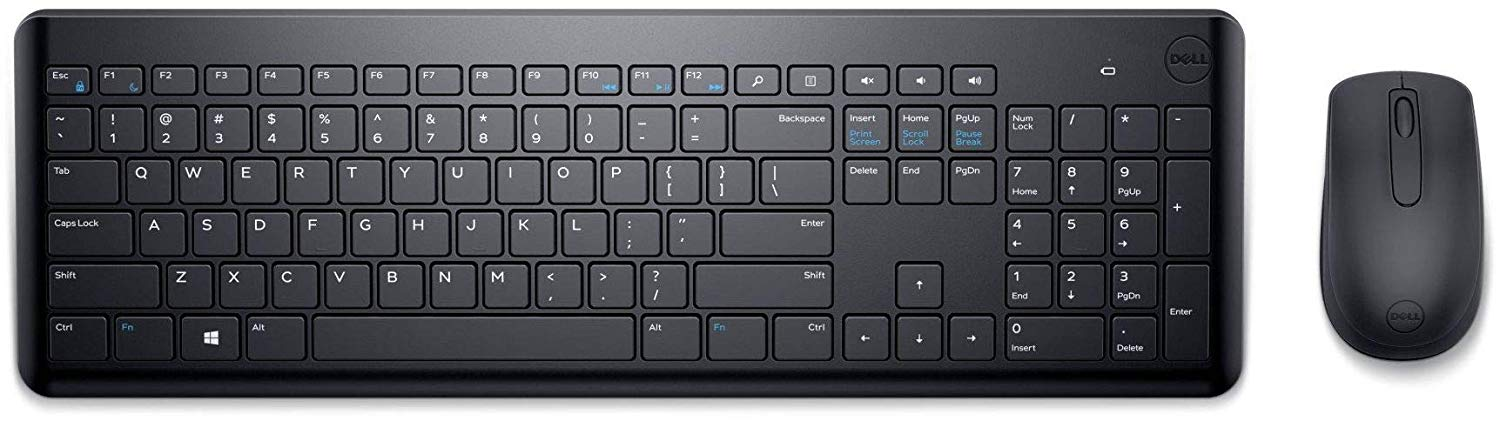 Dell Km 636 Wireless Keyboard Mouse