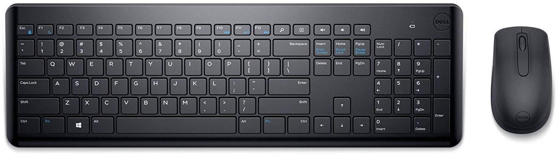 Dell Km 636 Wireless Keyboard Mouse