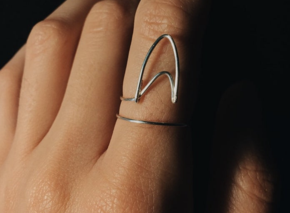 star trek wire ring