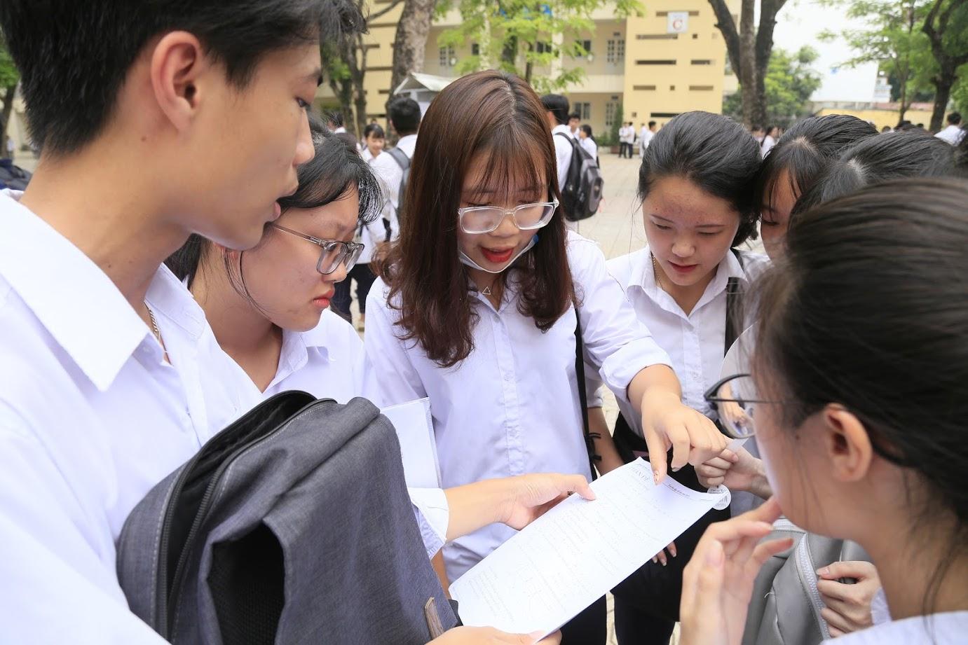Khối trường đào tạo kỹ thuật, CNTT tăng 0,5-1,5 điểm