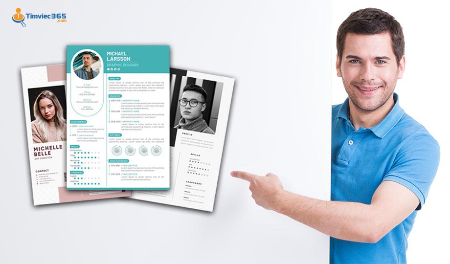 Thư xin việc tại timviec365.com