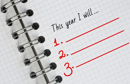 New Year's Resolutions-image