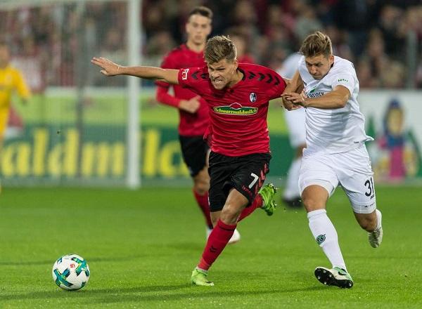 Kèo đấu Gladbach và Leverkusen