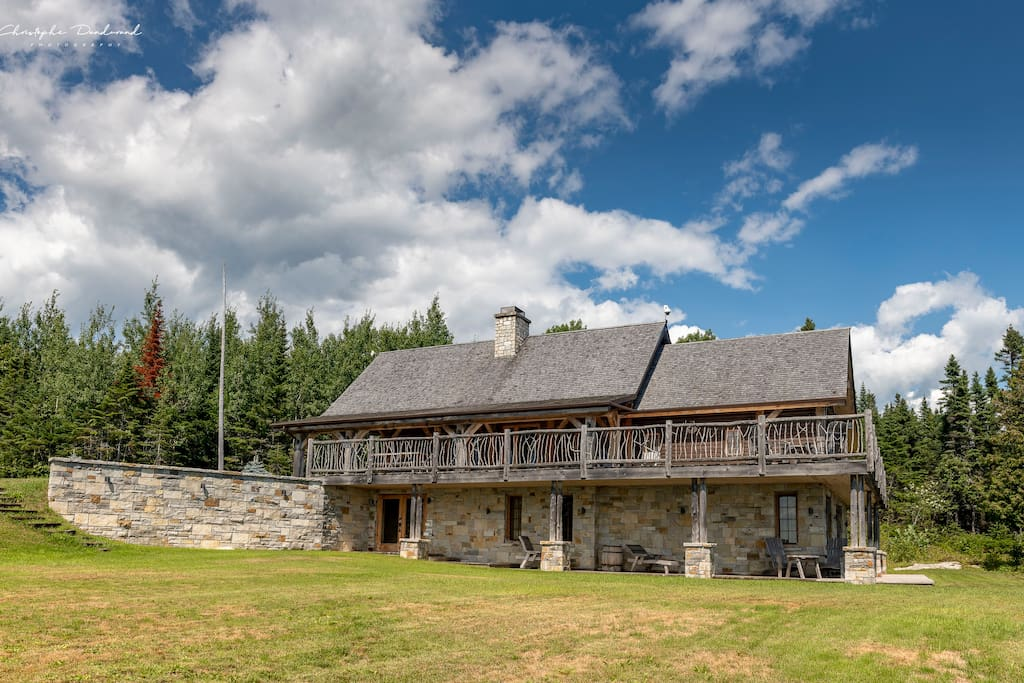 Cottages for rent with 1 bedroom in Quebec #2