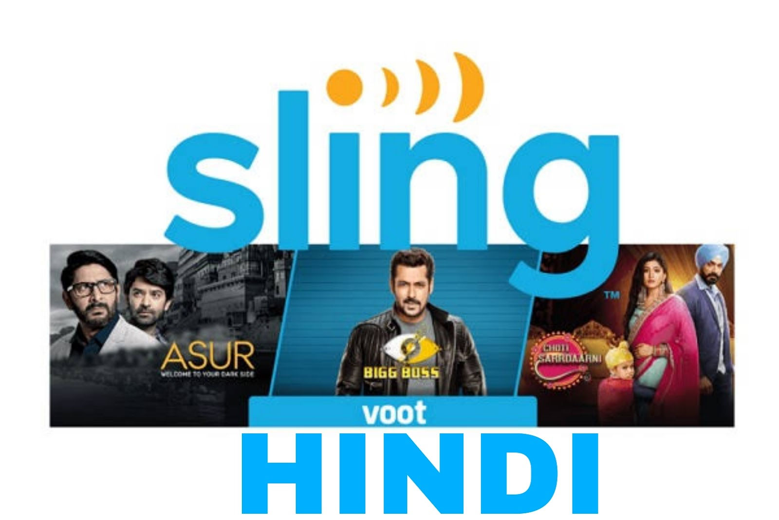 Sling TV Hindi - Channels, Packages