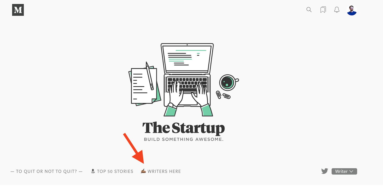 Creating freelance writing samples on Medium.com