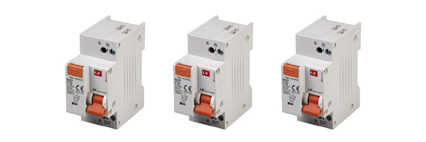 Thiết bị điện LS - Aptomat chống giật RCBO LS