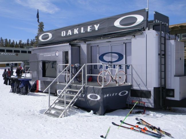 First Annual Oakley Shred Hunt at Mammoth Mountain