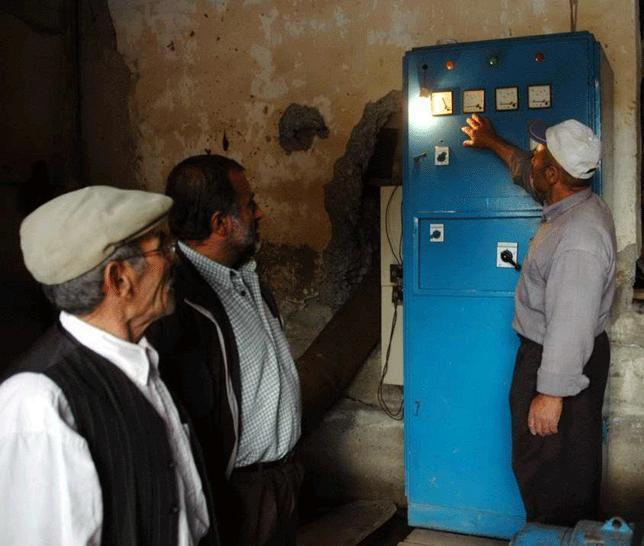 Elektrik faturası ödemeyen tek köy