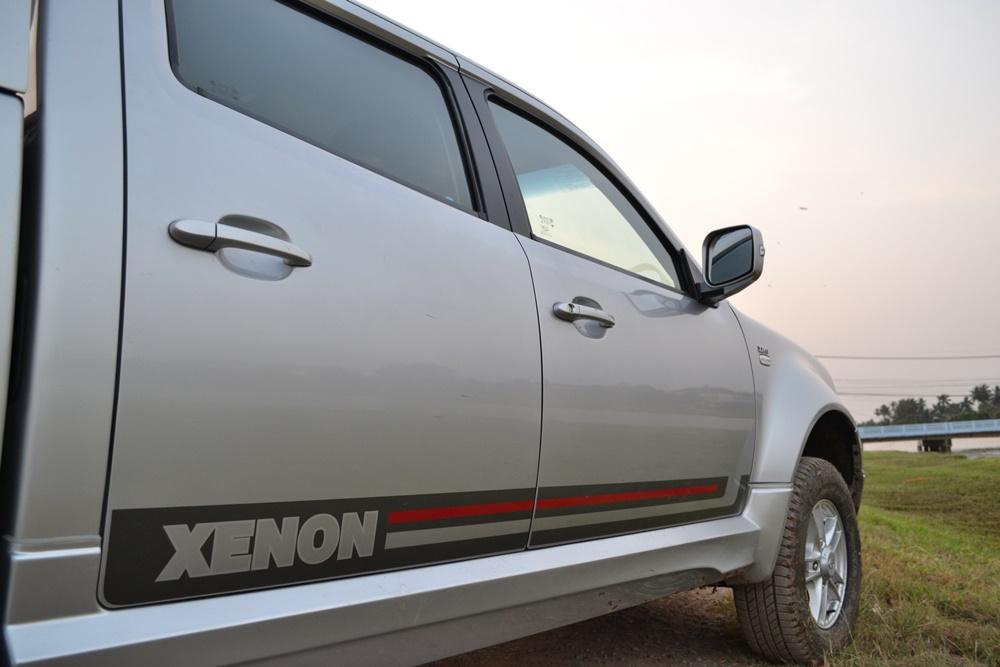 สรุปรถยนต์ : TATA Xenon 150NX-Plore 4WD