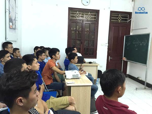 học sửa chữa máy tính tại Hà Nội